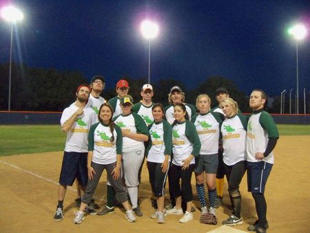 Liberal Studies Softball Team - Spring 2011